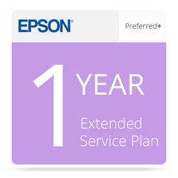 Epson 1-Year Preferred Plus Extended Service Plan for Stylus Pro 4900 & SureColor P5000