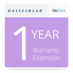 Hasselblad FlexCare Depot Warranty 1 Year Extension for H4D