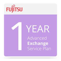 Fujitsu Advance Exchange Service for ScanSnap iX500 (1-Year)