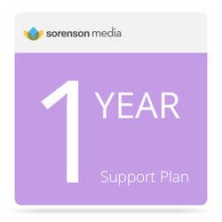 Sorenson Media Annual Support & Maintenance for Squeeze Server