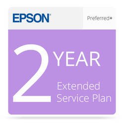 Epson 2-Year Preferred Plus Extended Service Plan for Stylus Pro 7800/7880/7890/9800/9880/9890