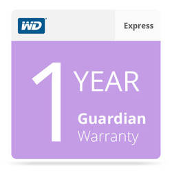 WD 1-Year Guardian Express Warranty For WD Sentinel DX4000