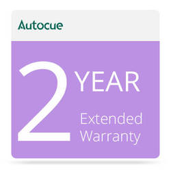 Autocue/QTV Extended Warranty for QBox
