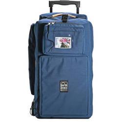 Porta Brace WPC-10RAUD Wheeled Production Case (Blue)