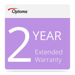 Optoma Technology Projector 2-Year Extended Warranty
