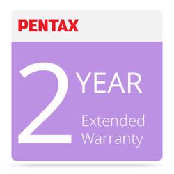 Pentax 1-Year Standard & 2-Years Extended Warranty