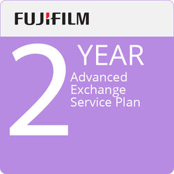 Fujifilm 2-Year Advanced Exchange Service Program for Frontier-S DX100 Printer