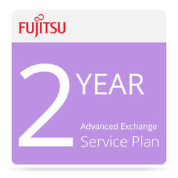 Fujitsu Advance Exchange Service for ScanSnap iX500 (2-Year)