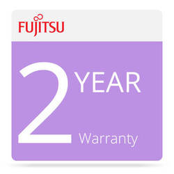 Fujitsu Basic 2-Year Warranty for fi-6800 Scanner