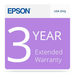 Epson USA 3-Year Extended Warranty Upgrade