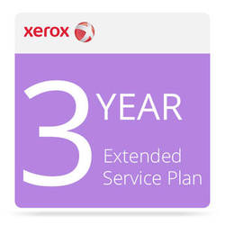 Xerox 3 Additional Years of On-Site Service for WorkCentre 4260
