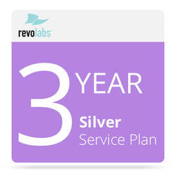 Revolabs Fusion 4-Channel Wireless Conferencing System with 3-Year Silver Service Plan
