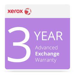 Xerox 3-Year Advanced Exchange Warranty for DocuMate 3125 Document Scanner