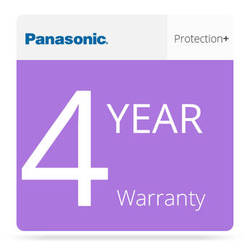 Panasonic 4-Year Protection Plus for Toughbook