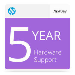 "HP 5-Year Next Business Day Designjet Z6200 60"" Printer Hardware Support"