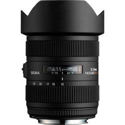 Sigma 12-24mm f/4.5-5.6 DG HSM II Lens (For Nikon)