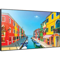 """Samsung OM75D-W 75""""-Class Full HD Commercial LED Display"""
