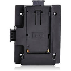MustHD Sony F970 Battery Plate for On-Camera Field Monitor