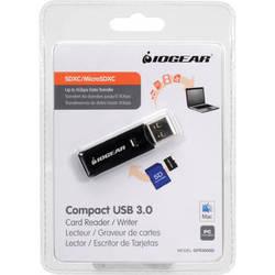IOGEAR Compact USB 3.0 SDXC/microSDXC Card Reader/Writer