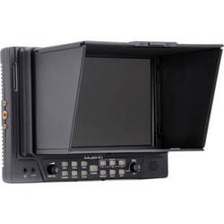 """MustHD M701H 7"""" On-Camera Field Monitor with HDMI Input / Output"""