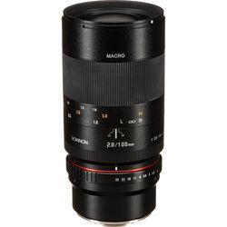 Rokinon 100mm f/2.8 Macro Lens for Fujifilm X
