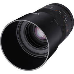 Rokinon 100mm f/2.8 Macro Lens for Samsung NX