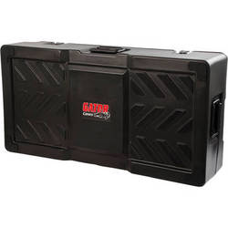 Gator Cases G-GIGBOX2 Gig-Box All-In-One Pedalboard and 3x Guitar Stand Combo Case