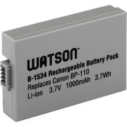 Watson Watson BP-110 Lithium-Ion Battery (3.7V, 1000mAh)