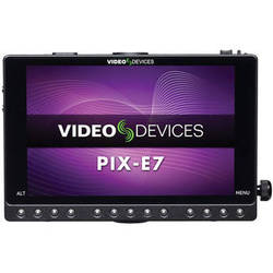 "Video Devices PIX-E7 7"" 4K Recording Video Monitor"