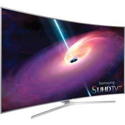"Samsung JS9500 Series 78""-Class 4K SUHD Smart 3D Curved LED TV"