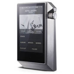 Astell&Kern AK240 Portable Hi-Fi Audio System (Stainless Steel)