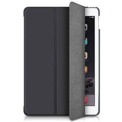 Macally Ultra Slim Folio Case & Stand for iPad Air 2 (Gray)