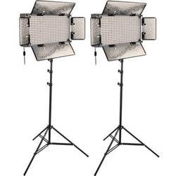 Genaray SpectroLED Studio 500 Bi-Color LED Two Light Kit