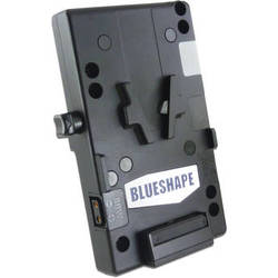BLUESHAPE MVAM ARRI AMIRA Multi-Power Plate for ARRI AMIRA Digital Camera