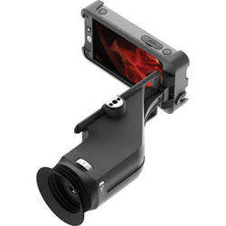 SmallHD EVF 502 Sidefinder with SmallHD 502 On-Camera Monitor