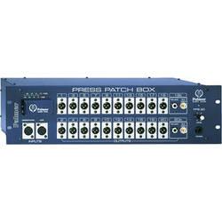 Palmer PPB20S Press Patch Box Stereo (20 Channels)