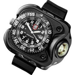 SureFire 2211 Luminox Variable-Output Rechargeable LED WristLight (Black)