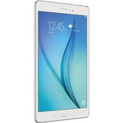 """Samsung 16GB Galaxy Tab A 9.7"""" Wi-Fi Tablet (White)"""