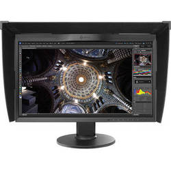 "Eizo ColorEdge CG248-4K 23.8"" Widescreen LED Backlit IPS Monitor (Black)"