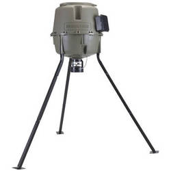 Moultrie 30-Gallon E-Z Lock Tripod Deer Feeder