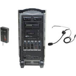 Califone PA919M PowerPro Portable PA System