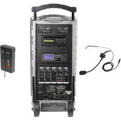 Califone PA919SDM PowerPro SD Speaker Kit
