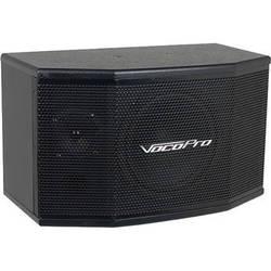 VocoPro PV-400 Professional Powered Karaoke/Vocal Speaker Set