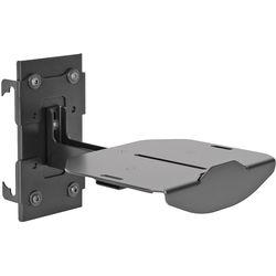 """Chief Fusion Center Camera Shelf (Black, 8"""")"""