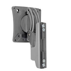Chief KRA231B K1C and K2C Column Mounted Extreme Tilt Head Accessory (Silver)