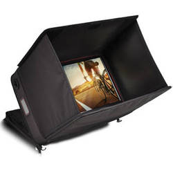 """FSI Solutions CH25 Soft Case with Integrated Hood for 24-26"""" Monitor"""