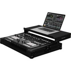 Odyssey Innovative Designs FZGSTKS8BL Black Label Glide Style Case for Traktor Kontrol S8 DJ Controller