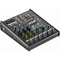 Mackie ProFX4v2 4-Channel Sound Reinforcement Mixer with Built-In FX