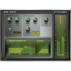 McDSP DE555 v6 - De-Esser Plug-In (Native, Download)