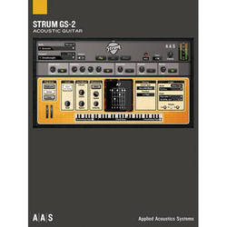 Applied Acoustics Systems Strum GS-2 Acoustic Guitars - Virtual Instrument